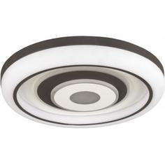 Светильник настенно-потолочный светодиодный Cosmos 613/PL, 20 м², регулируемый свет, цвет коричневый Escada