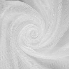 Тюль «Дождик» 1 п/м 280 см органза цвет белый