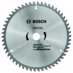 Диск пильный универсальный 190x20/16 мм Bosch ECO Alu/Multi 2608644390, 54 Т