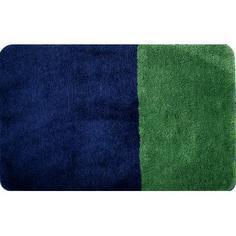 Коврик для ванной комнаты Halle 50x80 см цвет синий/зелёный Swensa