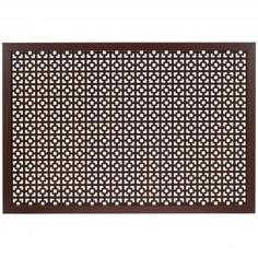 Короб декоративный для радиатора Верон 60х90 см цвет венге
