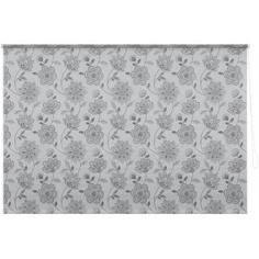 Штора рулонная «Флоренс», 120х175 см, цвет серый лён