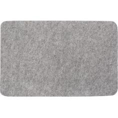 Коврик Флорт «Экспо», 40x60 см, полипропилен, цвет серый