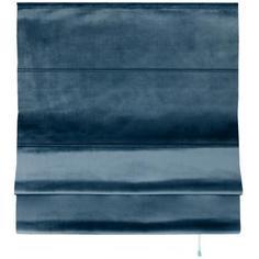 Штора римская Милфид 180x190 см цвет синий