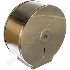 Диспенсер для туалетной бумаги neoclima d-m2 34248 нержавеющая сталь