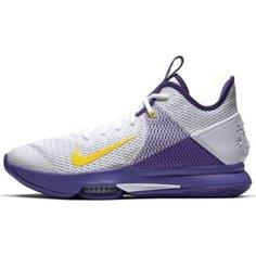 Баскетбольные кроссовки LeBron Witness 4 Nike