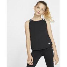 Майка для тренинга для девочек школьного возраста Nike Dri-FIT