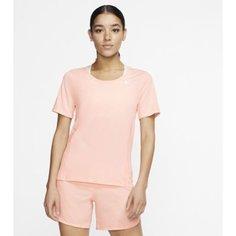 Женская беговая футболка с коротким рукавом Nike City Sleek