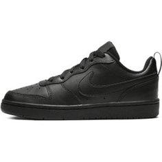 Кроссовки для школьников Nike Court Borough Low 2