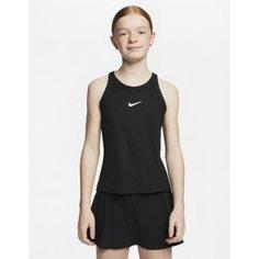 Теннисная майка для девочек NikeCourt Dri-FIT