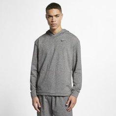 Мужская худи с длинным рукавом для йоги Nike Dri-FIT