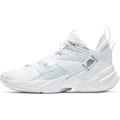 """Баскетбольные кроссовки Jordan """"Why Not?"""" Zer0.3 Nike"""