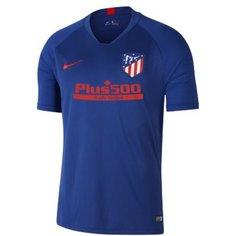Мужская игровая футболка с коротким рукавом Atlético de Madrid Strike Nike