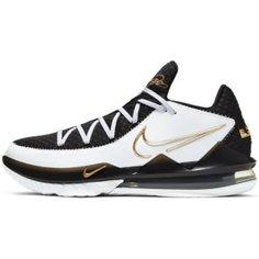 Баскетбольные кроссовки LeBron 17 Low Nike
