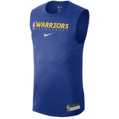 Мужская футболка НБА Golden State Warriors Nike