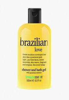 Гель для душа Treaclemoon Бразильская любовь, 500 мл