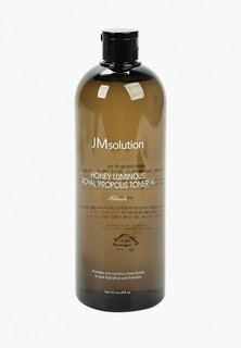 Тоник для лица JMsolution Тонер для лица, Увлажняющий для лица с экстрактом прополиса XL, 600 мл.