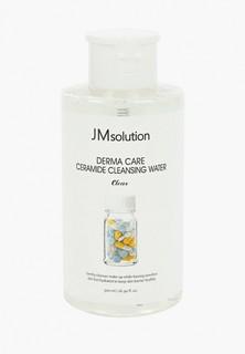 Тоник для лица JMsolution Тонер для лица, Очищающий с керамидами, 500 мл.