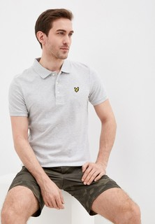 Поло Lyle & Scott Slim Stretch Polo Shirt