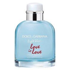 Туалетная вода Light Blue Love Is Love Pour Homme Dolce & Gabbana
