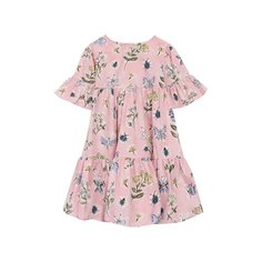 Платья Il Gufo Хлопковое платье Il Gufo