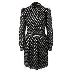 Платья MICHAEL Michael Kors Шелковое платье MICHAEL Michael Kors