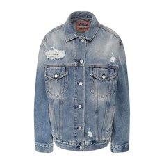 Куртки Acne Studios Джинсовая куртка Acne Studios