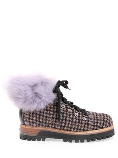 Стеганые ботинки St. Moritz Lesilla