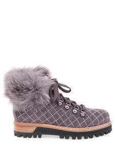 Замшевые ботинки St. Moritz Lesilla
