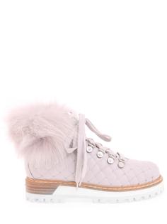 Кожаные ботинки St. Moritz Lesilla
