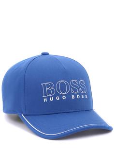 Бейсболка с принтом-логотипом 50418769/434 Boss