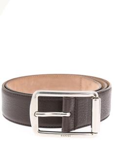 Ремень кожаный 295331/ Коричневый Gucci