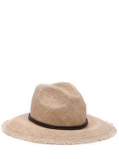 Шляпа соломенная Brunello Cucinelli