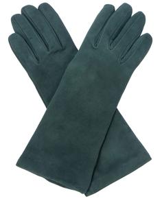 Замшевые перчатки Sermoneta