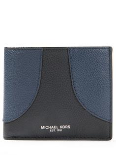 Кожаное портмоне Bryant Michael Kors