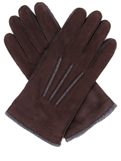 Перчатки замшевые Loro Piana