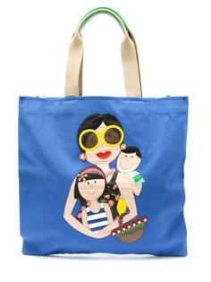 Сумка пляжная FAMILY Dolce & Gabbana