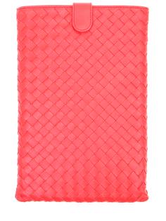 Кожаный чехол для mini iPad 325170 Красный Bottega Veneta