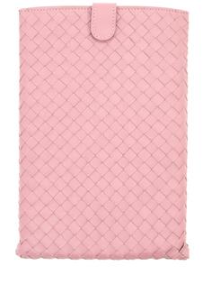 Кожаный чехол для mini iPad 325170 Роз.пудра Bottega Veneta