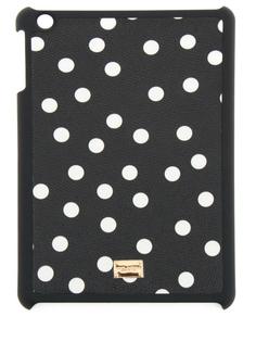 Чехол для I Pad BI2021горох Белый,Черный Dolce & Gabbana