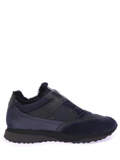 Комбинированные кроссовки MBFL20971 U60 Santoni