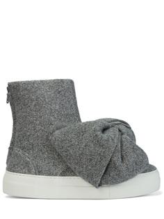 Текстильные ботинки Joshua*S