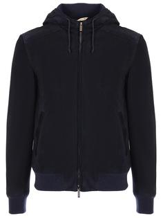 Куртка-бомбер замшевая Maurizio Baldassari