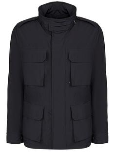 Однотонная куртка Moncler