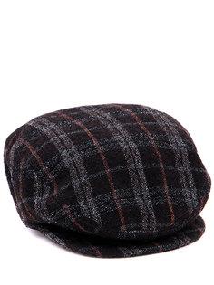 Кепка шерстяная в12005s/0185/черный,коричневый Borsalino