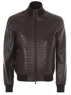 Кожаная куртка Ermenegildo Zegna