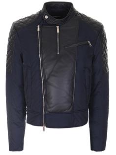 Куртка-косуха комбинированная Dsquared2