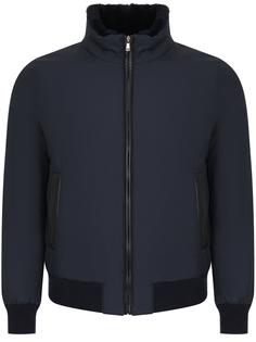 Куртка с мехом нутрии Bilancioni