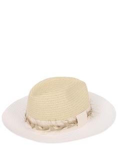 Плетеная шляпа Lorena Antoniazzi