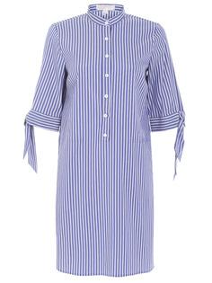 Платье-рубашка в полоску Michael Kors